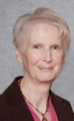 Photo of Dr. Eunice Harker