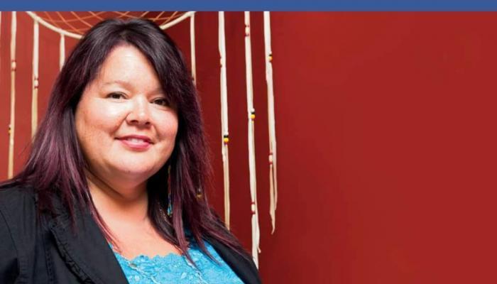 image of NSHRC Chair Cheryl Knockwood